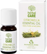 Етерично масло от цитронела - Разфасовка от 10 ml - масло