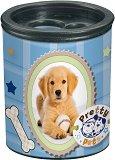 """Двойна острилка с контейнер - Кученце - От серия """"Pretty Pets"""""""