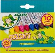 Восъчни пастели - Painty Permanent
