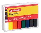 Пластилин - Комплект от 8 или 16 цвята