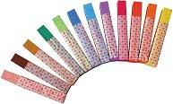 Цветни тебешири