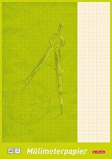 Блокче милиметрова хартия - Формат A3 и А4