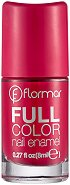 Flormar Full Color Nail Enamel - Лак за нокти - крем