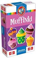 Мъфини - Детска състезателна игра -