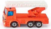 """Пожарна кола - Fire engine - Метална играчка от серията """"Super: Emergency rescue"""" -"""