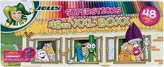 Цветни моливи - Kinderfest XXL Box