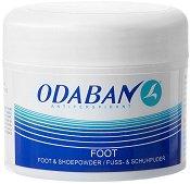 Odaban Foot & Shoe Powder - Пудра за крака и обувки против неприятни миризми - пяна