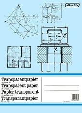 Паус - Комплект от 25 броя с формат А3