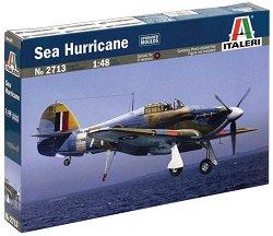 Военен самолет - Hawker Sea Hurricane -