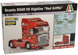 ������ - Scania V8 Highline Red Griffin - �������� ����� - �����