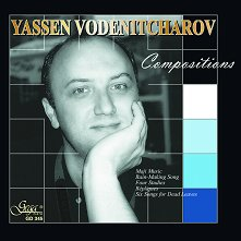 Yassen Vodenitcharov - албум