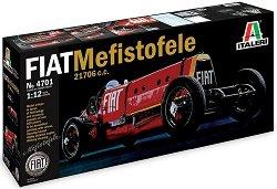 Състезателен автомобил - FIAT Mefistofele 21706 c.c. -