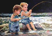 Малки риболовци - Нелда Пийпър (Nelda Pieper) -