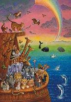 Ной и дъгата -