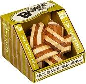 """The Moth Ball - 3D бамбуков пъзел от серията """"The Bamboozlers"""" -"""