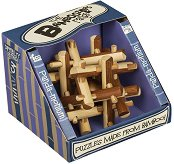 """Panda-Monium - 3D бамбуков пъзел от серията """"The Bamboozlers"""" -"""