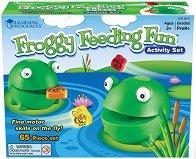 Забавни жаби - играчка