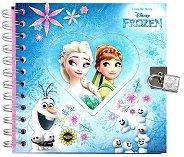 Таен дневник - Замръзналото кралство - продукт