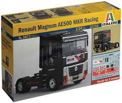 Влекач - Renault Magnum AE500 MKR Racing - Сглобяем модел -
