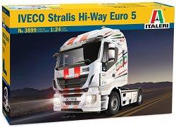 Влекач - Iveco Stralis Hi-Way Euro 5 - Сглобяем модел -