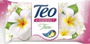 """Teo Bouquet Tiare - Тоалетен сапун с аромат тиаре от серията """"Teo Bouquet"""" - лосион"""