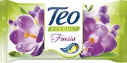 """Teo Bouquet Freesia - Тоалетен сапун с аромат фрезия от серията """"Teo Bouquet"""" - масло"""