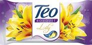 """Teo Bouquet Lilly - Тоалетен сапун с аромат лилия от серията """"Teo Bouquet"""" -"""