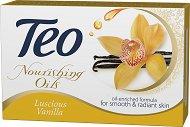 """Teo Nourishing Oils Luscious Vanilla Soap - Тоалетен сапун с подхранващи масла и аромат ванилия от серията """"Teo Nourishing Oils"""" -"""