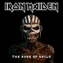 Iron Maiden - The Book Of Souls - 2 CD - албум