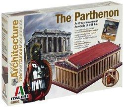 Древногръцки храм - Партенон - Сглобяем модел -