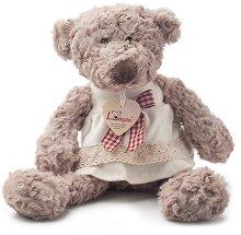 Мече с рокля - Плюшена играчка - играчка