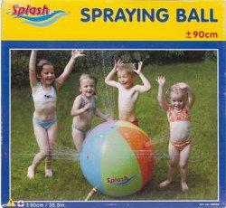 Пръскаща топка - ∅ 90 cm - играчка