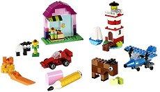LEGO: Classic - Творчески блокчета - раница