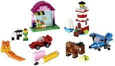 """Стартов комплект - Творчески блокчета - От серията """"LEGO: Classic"""" -"""