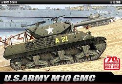 Противотанкова самоходна артилерийска установка - M10 - Сглобяем модел -