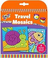Направи сам по време на път - Картинки с мозайка - играчка