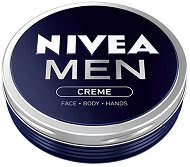 Nivea Men Creme - Мъжки крем за лице, ръце и тяло - фон дьо тен