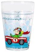 Детска чаша - Бързи коли -