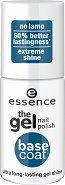 """Essence the Gel Nail Polish Base Coat - Основа за лак с гел ефект от серията """"Gel Nail Polish"""" - крем"""