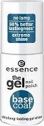 Essence the Gel Nail Polish Base Coat - лак