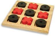 Морски шах - Класическа игра с дървени елементи -