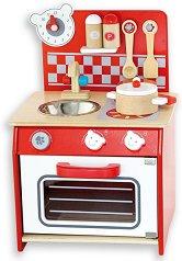 Детска кухня с аксесоари - Мече -