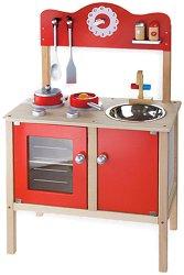 Детска кухня с аксесоари - играчка