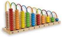 Сметало - Образователна играчка от дърво - играчка