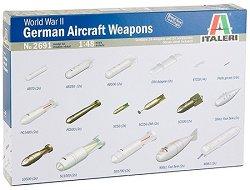 Оръжия и бомби за немски бомбардировачи от Втората световна война -