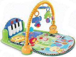 Музикална активна гимнастика - Kick & Play Piano -