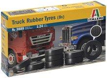 Гуми за камион - Комплект от 8 броя -