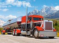 Тежкотоварен камион - Peterbilt 379 - пъзел