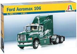 Влекач - Ford Aeromax 106 - Сглобяем модел - макет