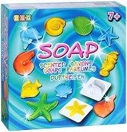 Направи сам ароматни сапуни - Морско дъно - Творчески комплект - творчески комплект